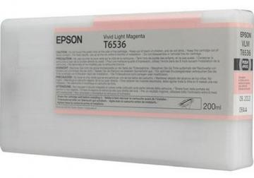 Epson T653600 Vivid Light Magenta Ink Cartridge