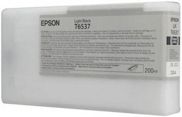 Epson T653500 Light Black Ink Cartridge