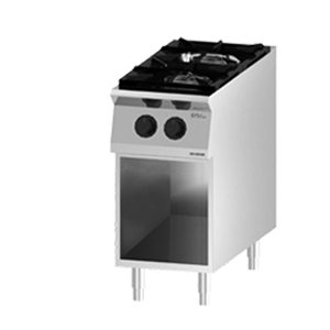 Giga EM Line 9 EM92PCH Gas boiling unit on open cabinet