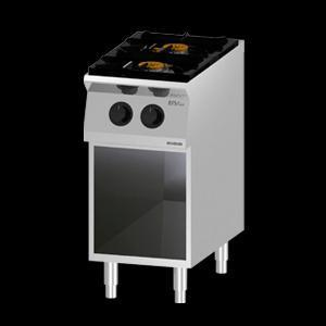 Giga EM Line 7 EM72PCH Gas boiling unit on open cabinet