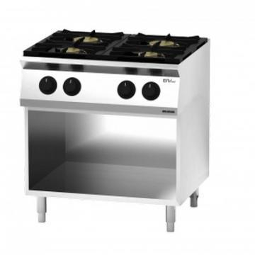 Giga EM Line 7 EM74PCG Gas boiling unit on open cabinet