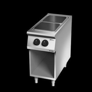 Giga EM Line 7 EM72PCE Electric boiling unit on open cabinet