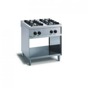 Giga Emme 7 M74FP Gas boiling unit on open cabinet