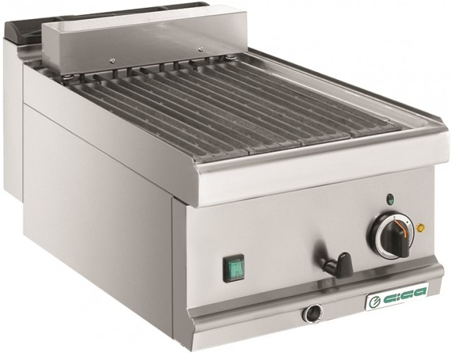 Giga Top 700 TR40E Electric grill with water