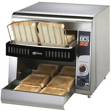 "Star QCS1 Conveyor Toaster, 1.5"" Opening, 1600W"