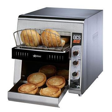 "Star QCS2 Conveyor Toaster, 3"" Opening, 2800W"