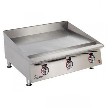 "Star Ultra-Max 36"" Snap Action , 1"" Plate Griddle"