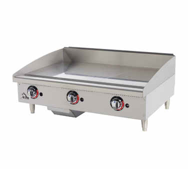 "Star Star-Max 48"" Thermostatic , 1"" Plate Griddle"
