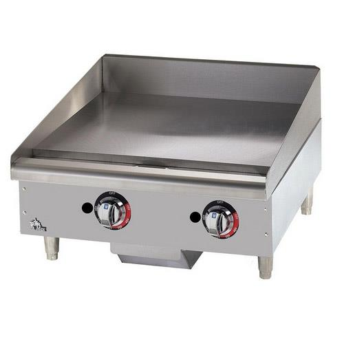 "Star Star-Max 24"" Manual , 1"" Plate Griddle"