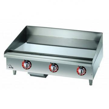 "Star Star-Max 36"" Manual , 1"" Plate Griddle"