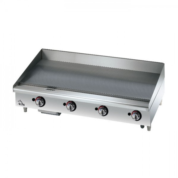 "Star Star-Max 48"" Manual , 1"" Plate Griddle"