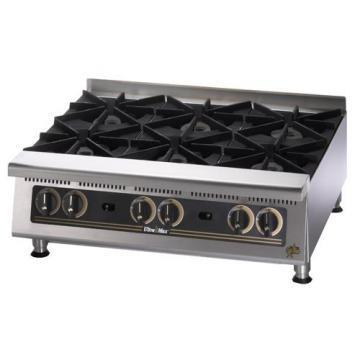 Star Ultra-Max 6-Burner Gas Hotplate