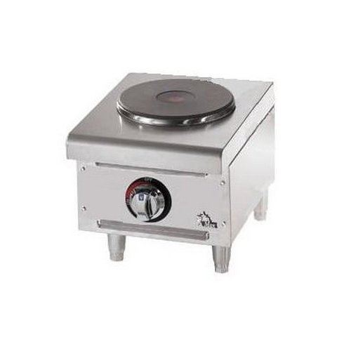 Star 1-Burner Solid Top Hotplate