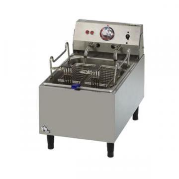 Star 14lb Single Pot, Twin Basket Fryer