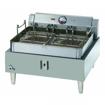 Star 30lb Single Pot, Twin Basket Fryer