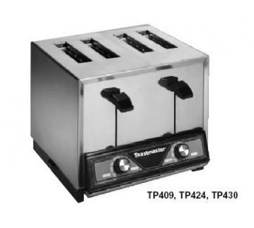 Star Toastmaster 4-Slot Pop-up Toaster, 240V
