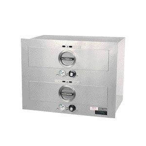 Star Toastmaster 3B80AT72 2-Drawer Warmer