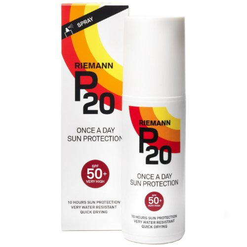 Riemann P20 SPF 50+ 100ml sun protection spray
