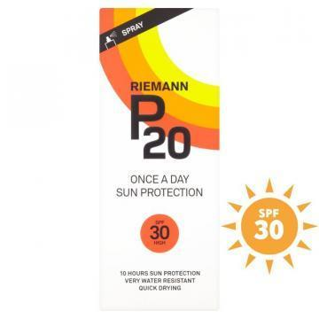 Riemann P20 SPF 30 200ml sun protection spray