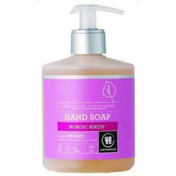 Urtekram Nordic Birch hand soap antibac organic 380 ml
