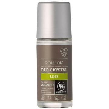 Urtekram Lime-deo crystal roll-on organic 50 ml