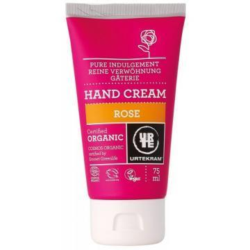 Urtekram Rose hand cream organic 75 ml