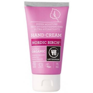 Urtekram Nordic Birch hand cream organic 75 ml