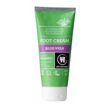 Urtekram Aloe Vera foot cream organic 100 ml