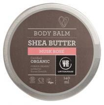 Urtekram Body Balm Shea Butter Musk Rose organic 140 ml