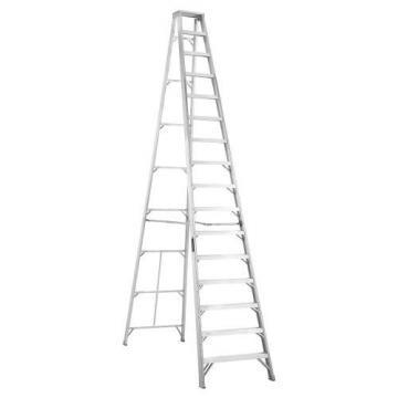 Louisville Type IA 16 ft Aluminum Standard Step Ladder