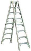 Louisville Type IAA 8 ft Aluminum Twin Front Step Ladder