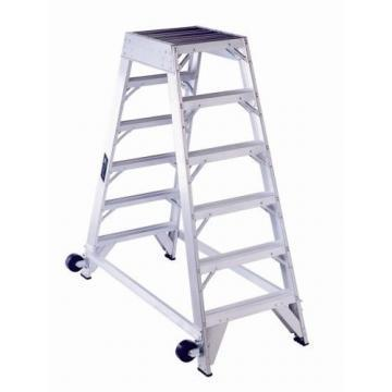 Louisville Type IA 6 ft Aluminum Platform Step Ladder