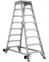 Louisville Type IA 8 ft Aluminum Platform Step Ladder