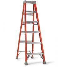 Louisville Type IA 7 ft Fiberglass Standard Step Ladder
