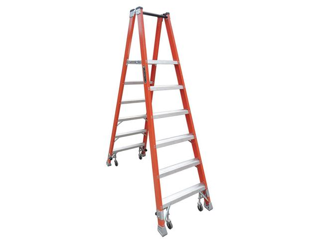 Louisville Type IA 6 ft Fiberglass Platform Step Ladder
