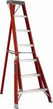 Louisville Type IA 7 ft Fiberglass Tripod Step Ladder