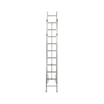 Louisville Type IAA 20 ft Aluminum Multi-section Extension Ladder