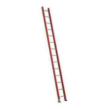 Louisville Type IA 14 ft Fiberglass Shelf Extension Ladder