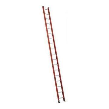 Louisville Type IA 18 ft Fiberglass Shelf Extension Ladder