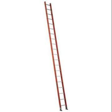 Louisville Type IA 20 ft Fiberglass Shelf Extension Ladder