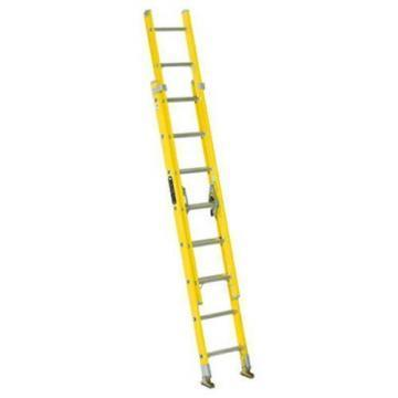 Louisville Type II 28 ft Fiberglass Multi-section Extension Ladder