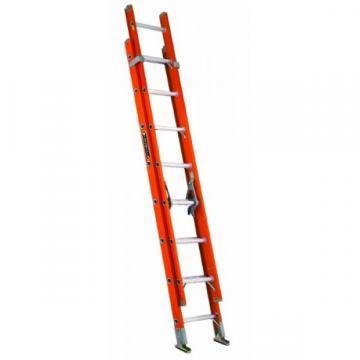 Louisville Type IA 24 ft Fiberglass Multi-section Extension Ladder