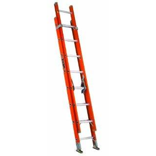 Louisville Type IAA 24 ft Fiberglass Multi-section Extension Ladder