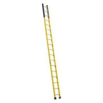 Louisville Type IAA 20 ft Fiberglass Manhole Extension Ladder