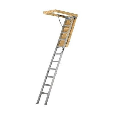 Louisville Type AA2510 Aluminum Attic Ladder