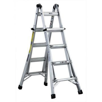 Louisville Type IA 17 ft Aluminum Multipurpose Ladder
