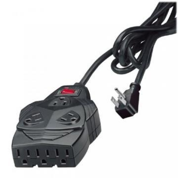 Fellowes Mighty 8 Surge Protector, 8 Outlets, 6 ft Cord, 1300 Joules