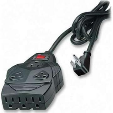 Fellowes Mighty 8 Surge Protector, 8 Outlets, 6 ft Cord, 1460 Joules