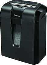 Fellowes Powershred 63cb Light-Duty Cross-Cut Shredder, 10 Sh