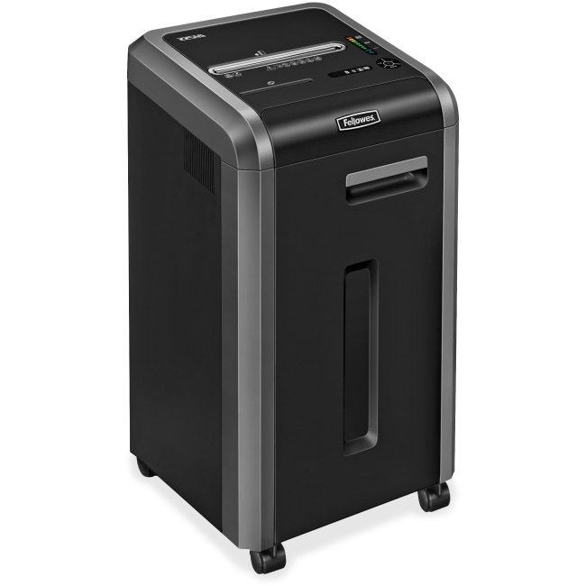 Fellowes Powershred 225mi Micro-Cut Shredder, 14 Sh